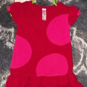 Cherokee Baby Girls Sweater Dress